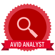 Analysis Badge
