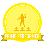 Performance Badge