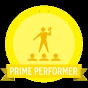 Performance Badge