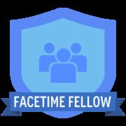 Facetime Badge